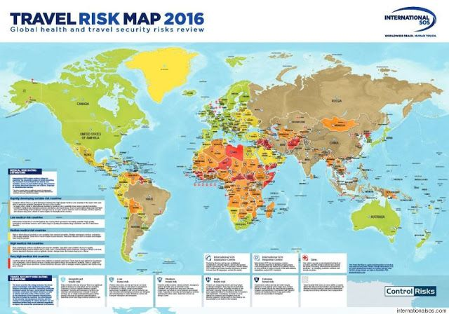 Παρατηρητήριο Αειφορίας Ευβοϊκού: Η ασφάλεια ταξιδιού και οι ιατρικοί κίνδυνοι ανά τ...