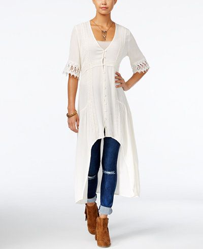 American Rag High-Low Tunic, Only at Macy's