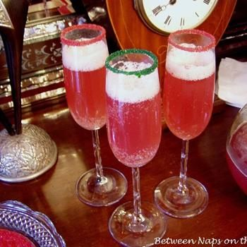 Christmas Punch for the Ugly Sweater party?!