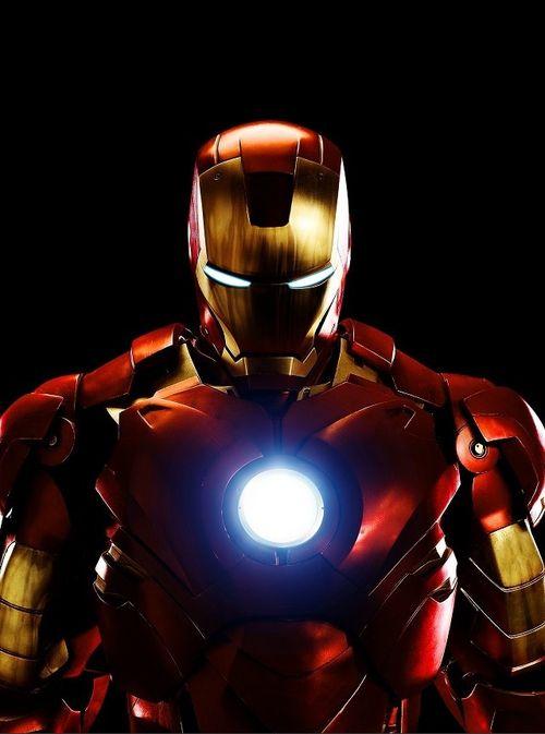 Iron Man - Robert Downey Jr.