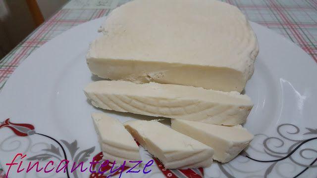 Fincan Teyze: Evde Mayasız Peynir Yapımı