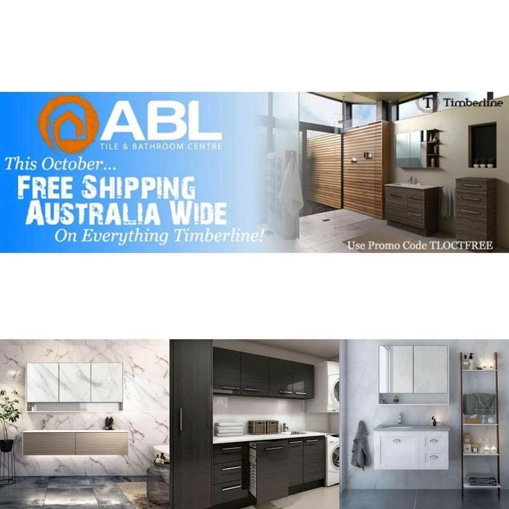 Are you a follower from Interstate or even Local to us and looking for a quality made Australian vanity?Why not take advantage of our promotion for free shipping on all Timberline products. Head to www.abltilecentre.com.au and use the promo code TLOCTFREE #TimberlineDesign #timberline #australianmade #freeshipping #promotion #vanity #abltilecentre @timberline.bp