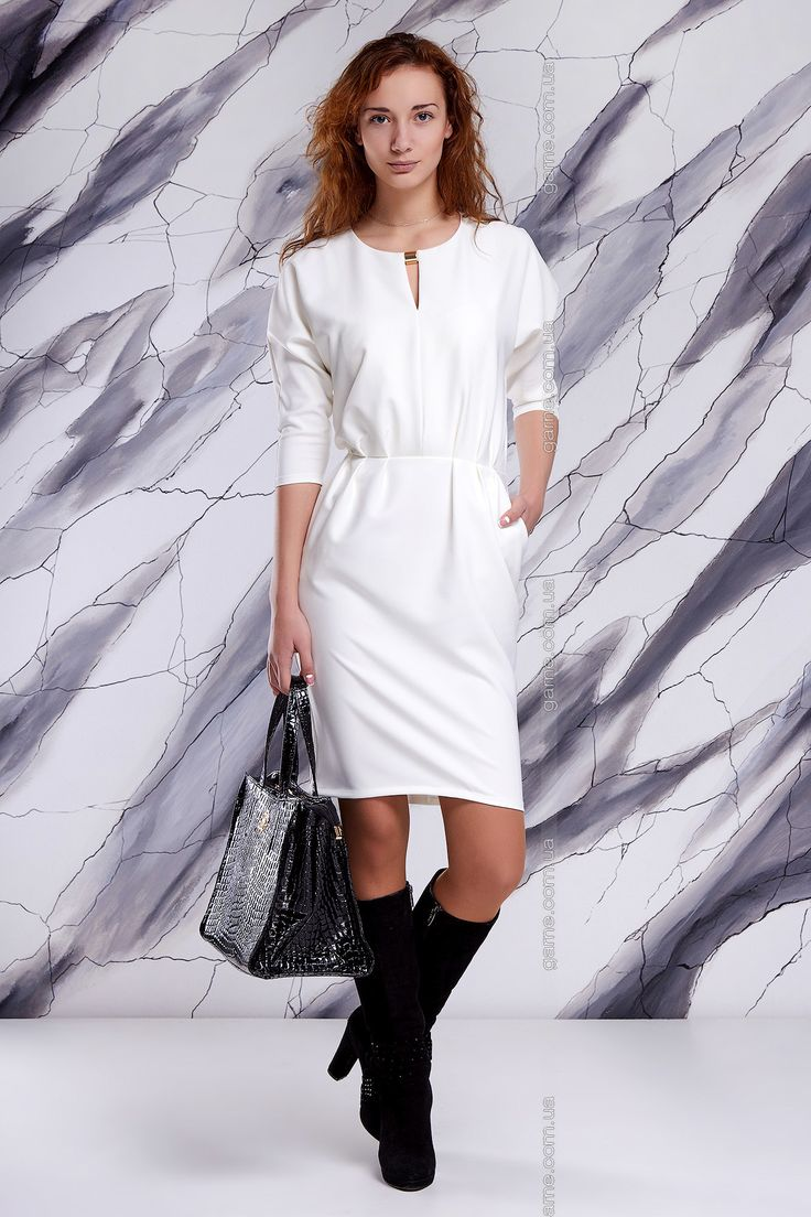 Платье Diana. Платья. Цвет: белый. #3030063