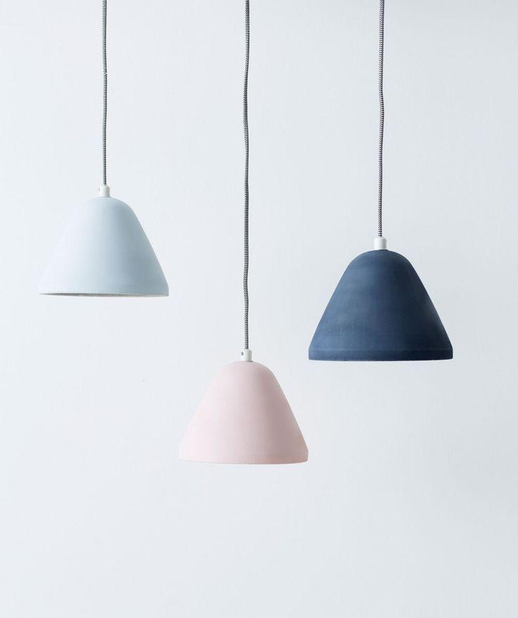 Finn Concrete Pendant - Milk & Sugar - New Arrivals - Homeware