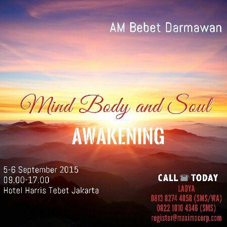 Mind Body and Soul Awakening