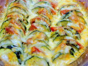 ズッキーニとトマトのカレー風味のチーズ焼き☆ スープのつくレポ♪|レシピブログ
