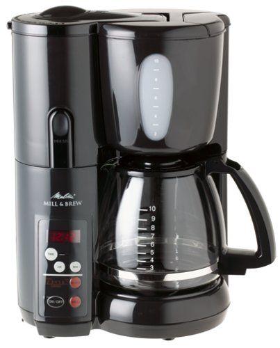 capresso 454 coffeeteam s coffee maker burr