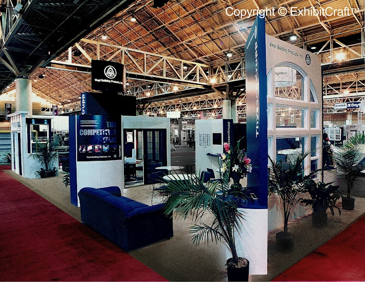 Nj Trade Show Booth : Nj trade show display vinyl building products inc neat
