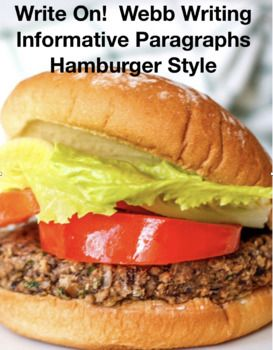 best 25 hamburger paragraph ideas on pinterest kid hamburger image teaching paragraphs and. Black Bedroom Furniture Sets. Home Design Ideas