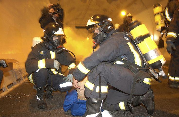 bombero tunel 3