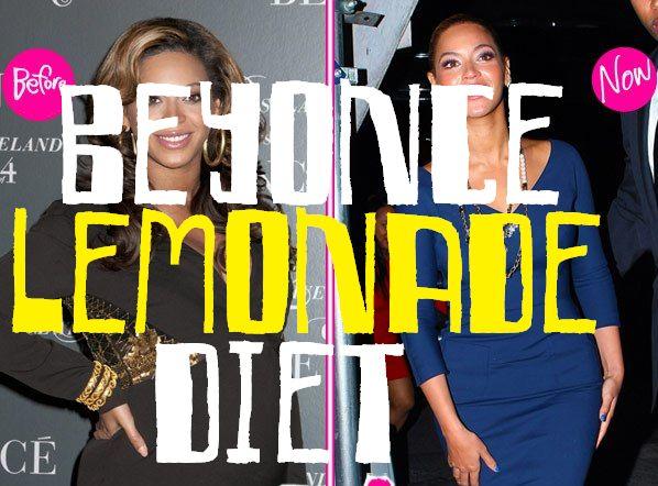 Check the Beyonce Lemonade Diet Recipe http://www.workout-tools.com/beyonce-lemonade-diet/