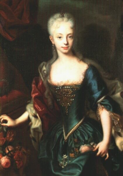 Empress Maria Theresa of the Hapsburg Empire, mother to Marie Antoinette.