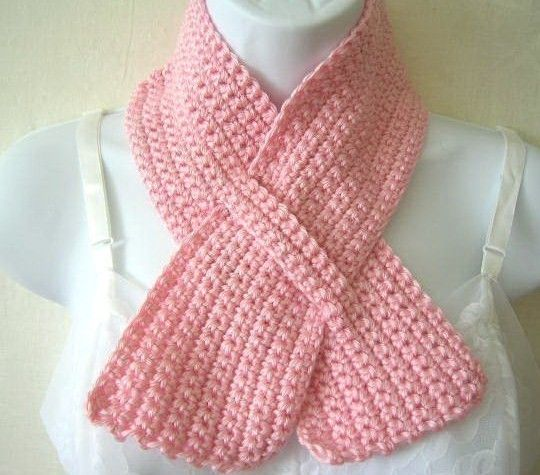Cozy Neckwarmer Crochet Pattern