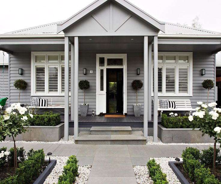 Dale Vine shares his tips on transforming your front garden to create 'curb appeal' – adding value and beauty to your home.