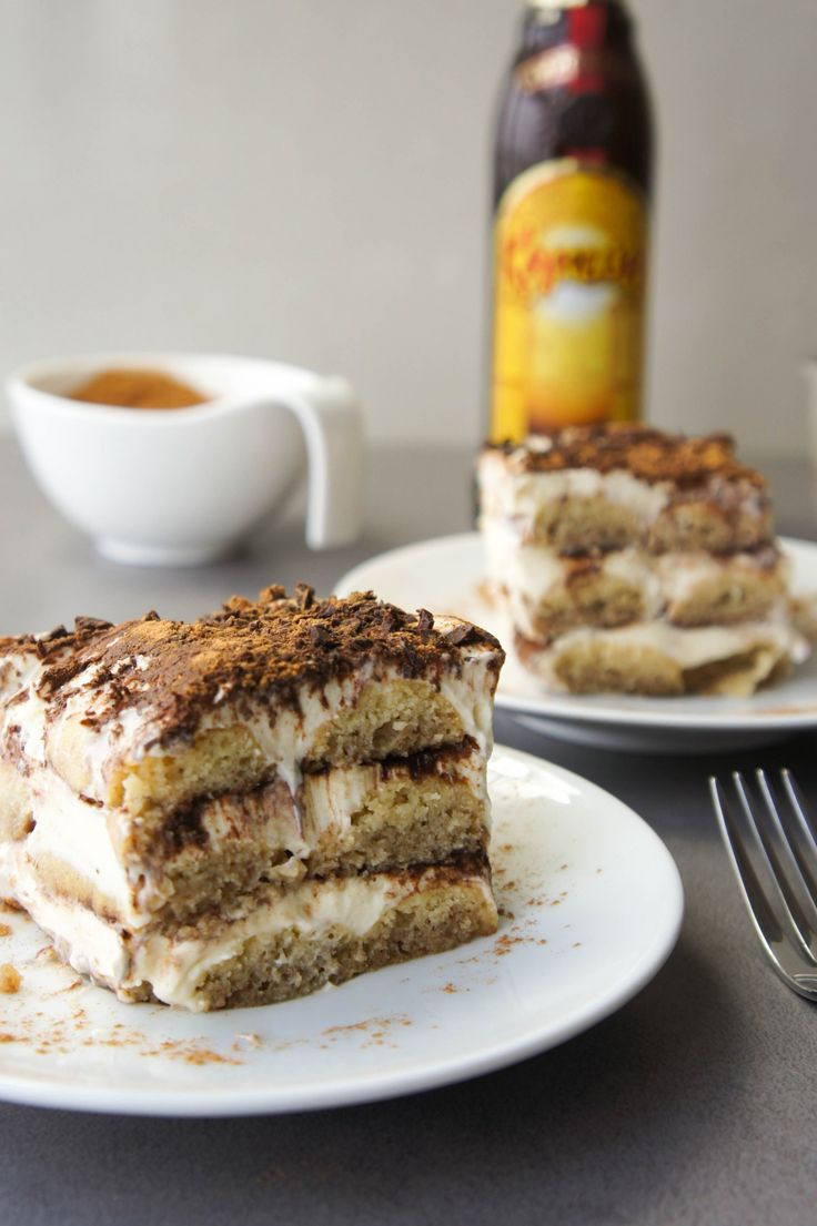 A healthy twist on an Italian favorite. This tiramisu is made with greek yogurt, and homemade grain-free lady fingers, for a beautiful, but sinless, dessert option!
