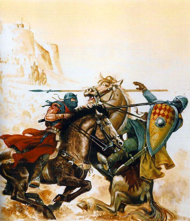 Diario semanal de desarrollo de Bannerlord 27: Caballería a Camello - Página 2 300ed9c5e5f5da649c28782af2649a86--knights-templar-dark-ages