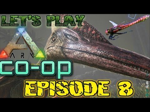 Bug attack! - Let's play Ark Survival Xbox one Episode 8