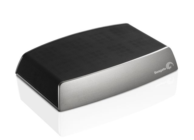 Possible Cloud Hard drive (accessible from iPad): Seagate Central