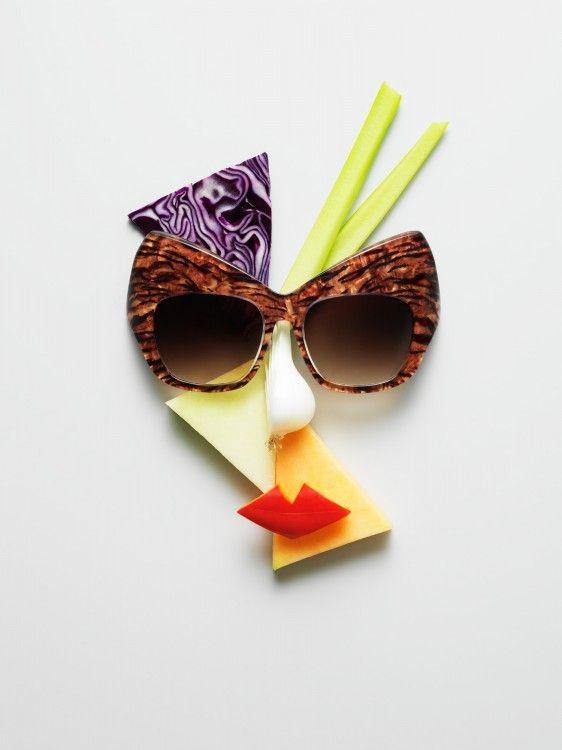 Philip Karlberg #fruitface for Plaza #fashion #stilllife