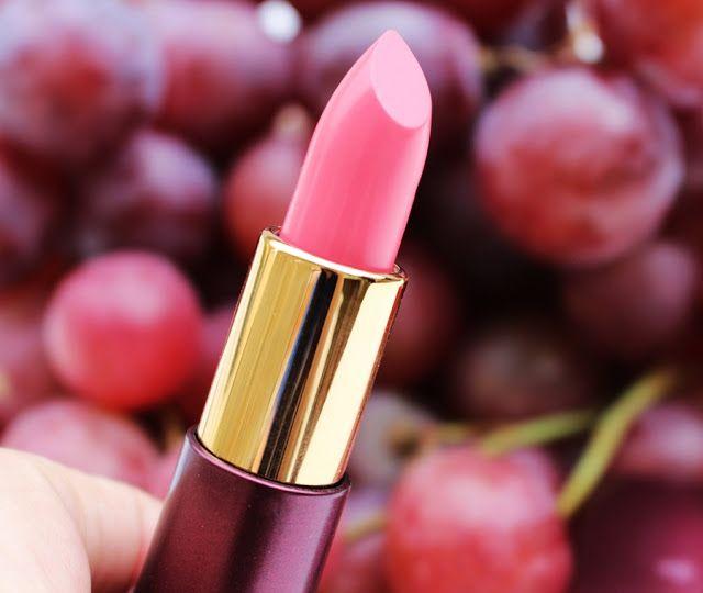Bottega Verde rossetto uva rosso rosa corallo
