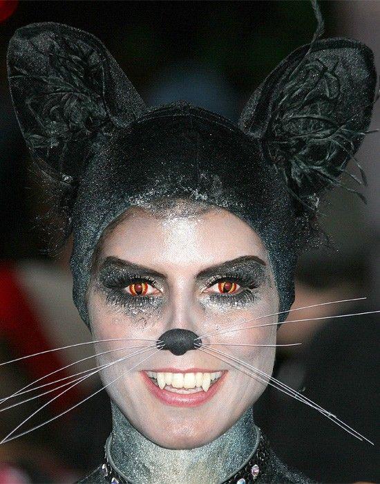 demon cat (Heidi Klum)