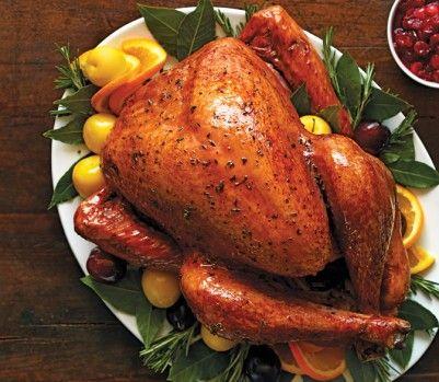 Turkey with sage butter & thyme butter recipe - Walmart Live Better magazine
