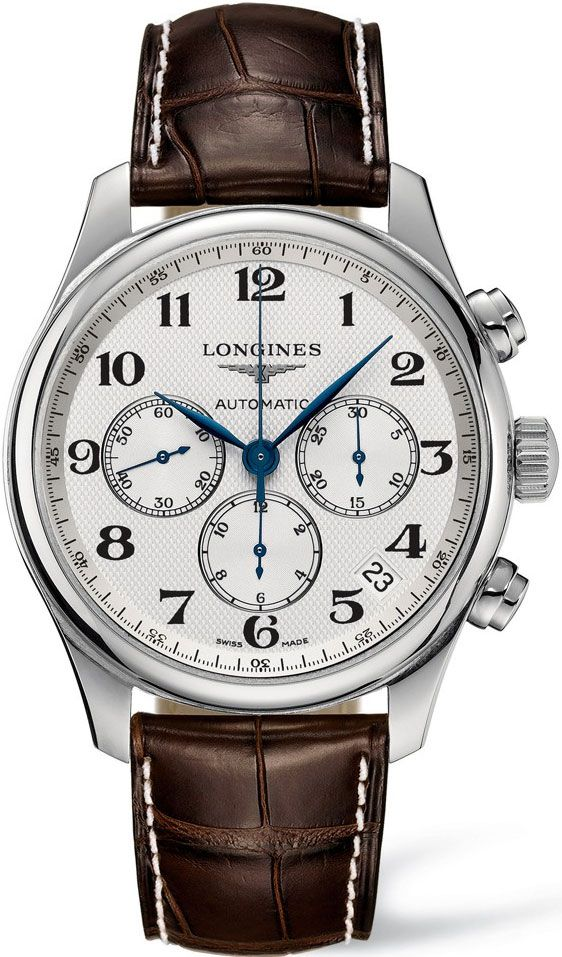 #Longines Master Collection Stainless Steel #watch