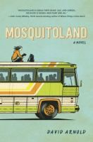 Andie was really delighted by YA author David Arnold's Mosquitoland- fans of Perks of Being a Wallflower will enjoy this as well, but more snark and catch phrases.