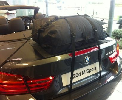 bootbag boot luggage rack for bmw 4 series convertible