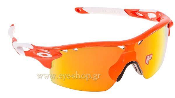 Γυαλιά Ηλίου  Oakley Radarlock XL 9170 02 Fire Iridium Polarized® Vented Blood Orange Τιμή: 268,00 €