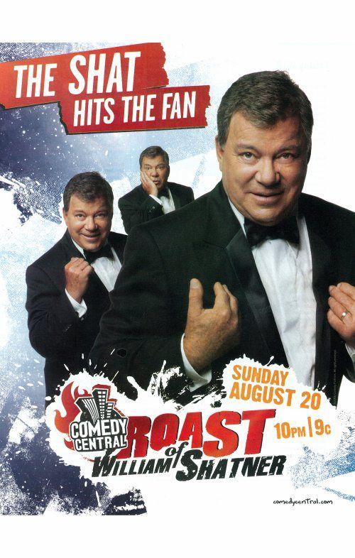 Comedy Central Roast of William Shatner (2006) - IMDb