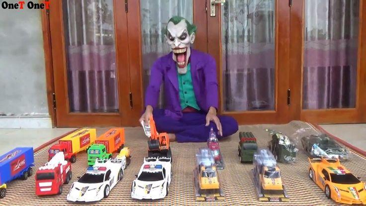 Joker's Shop Toy Sale 50% Crane, Excavator, Truck, Construction Vehicle,...