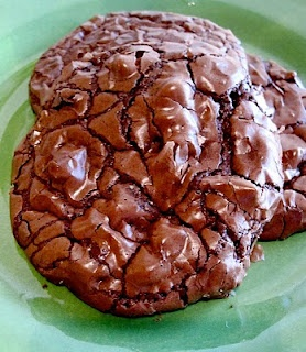 Chocolate Whopper Cookies