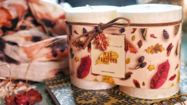 Finding the Autumn Feels - Autumn 2017  Scented Candles | Miss Amy Rach