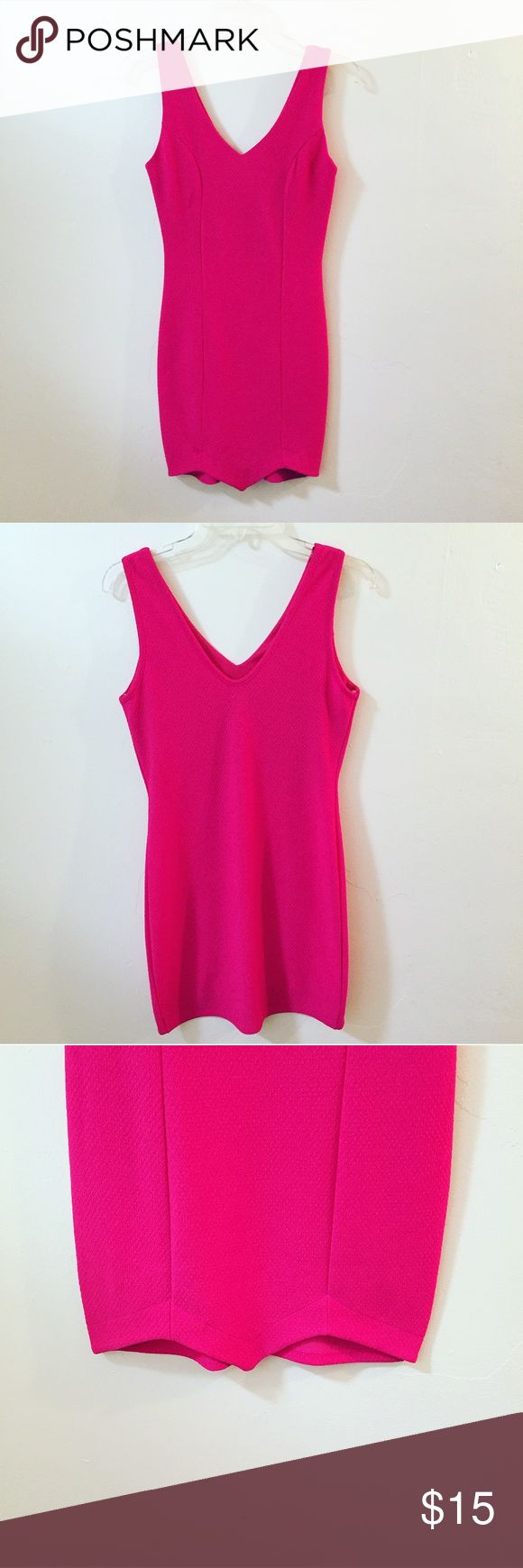 Pink Bodycon Dress Basic pink Bodycon Dress that can be worn for any occasion. Perfect for summer weddings, summer parties, summer nights, Coachella, date night, you nnammmee it! NWOT Tags: pink dress dresses Bodycon Dress large dress small dress club dress wedding Dresses Mini
