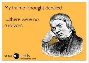 Happens to me often! Lol!!