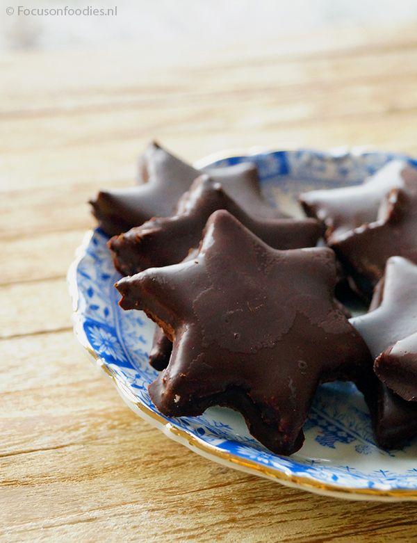 Glutenvrije chocolade koekjes zonder zuivel en geraffineerde suiker