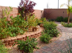 Visit Our Gallery Of Las Vegas Landcape Designs, Backyard Landscaping  Projects, Lawn Conversion In