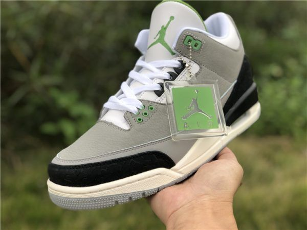 dad6099bf17675 Buy Air Jordan 3 Tinker Chlorophyll Basketball Shoes For Men 136064-006-6