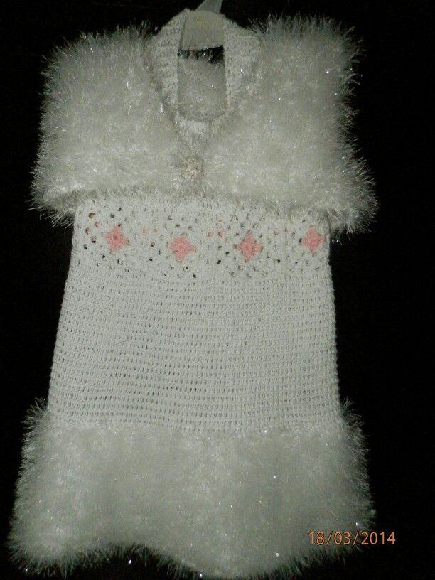 Charleston dress and bolero