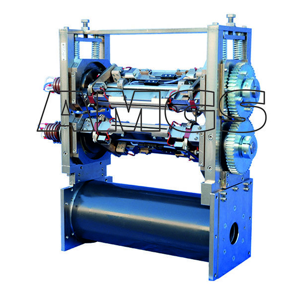 The long dwell for the rotaring sealing. The rotaring cutting head of long dwell type is a machine dedicated ro the rotary cut and seal applied to the packaging machines. #longdwell #packaging #packagingmachines #confezionamento #macchineconfezionatrici #amgssas