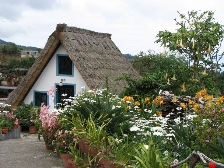 Santana ; Madeira ; Portugal ;