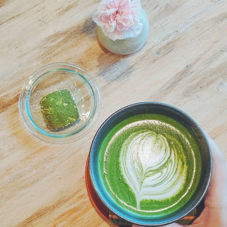 Dreary Days Made Better With Matcha Lattes And Friends