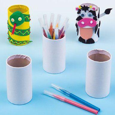 fabriquer_un_pot_a_crayons_pour_la_fete_des_meres_decorer_pot_avec_tube_carton_epais_activites_maternelle_et_periscolaire_enfant.jpg, avr. 2014