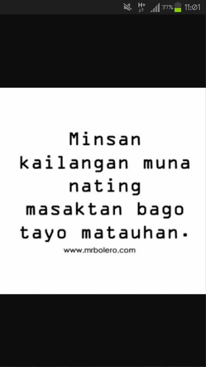 Tagalog Love Quotes 40 Best Tagalog Quotes Images On Pinterest  Tagalog Quotes Pinoy
