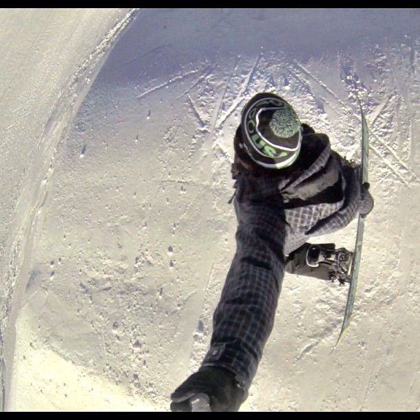 big method #sinclairsnowseries #dcshoes #ridesnowboards #snow #cardrona #gopro