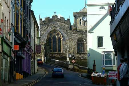Haverfordwest, South Pembrokeshire
