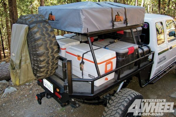 Ford Ranger Buggy 1993 Ford Ranger Custom Bed Photo 04