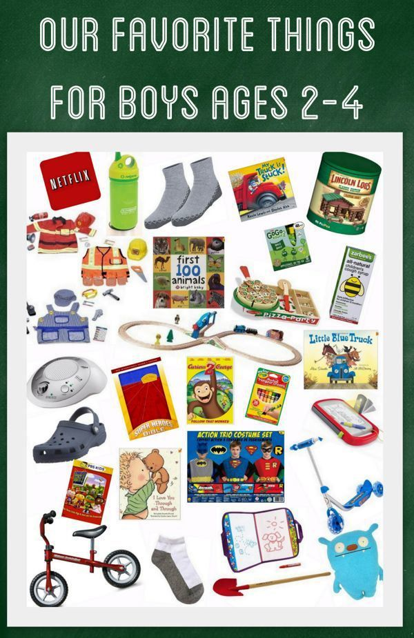 Our Favorite Things For Boys Ages 2 4 Toddler Christmas Gifts Christmas Gifts For Boys Toddler Boy Gifts