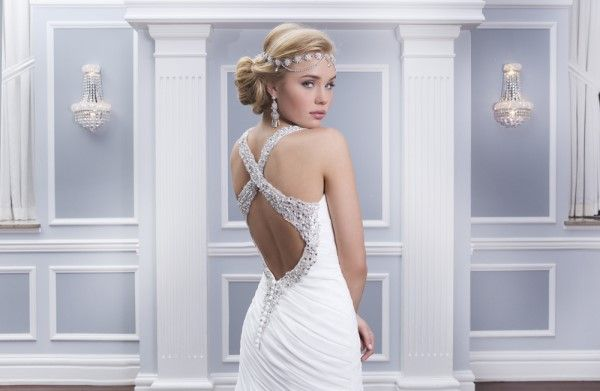 Lillian West Bridal collection Summer 2014 (2)